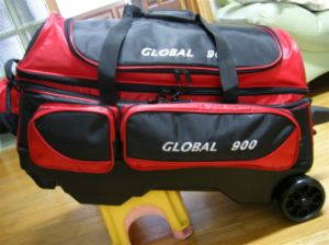 3 Balls Roller Bowling Bag pictures & photos