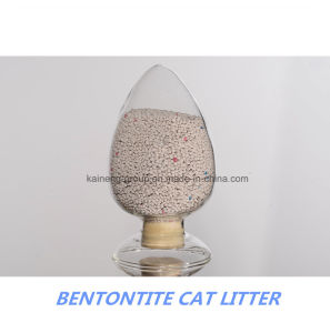 Natural Cat Litter/ Bentonite Cat Litter pictures & photos