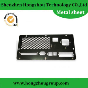 Custom Design Stainless Steel Sheet Metal Fabrication Box Cover pictures & photos