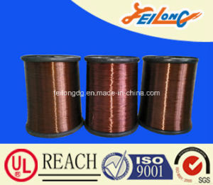 High Temperature Resistance Thansformer Class 220 Winding Enameled Aluminum Wire pictures & photos