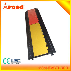 Customized New Item 5 Channel Cable Protector pictures & photos