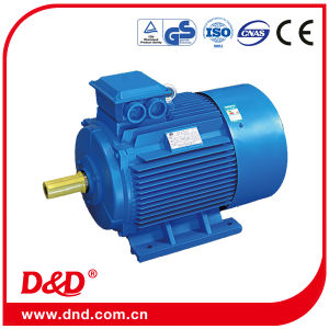 Single & Three Phase Ie1 Ie2 Ie3 Tubular Squirrel Cage Electrical/Electric Tefc Fan Single Phase Induction AC Asynchronous Motor