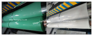 Hay Protective Silage Film Made in China 750mm/500mm/250mm, Thickness20-25um pictures & photos