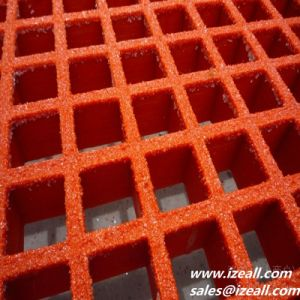 Higher Strength FRP Grating for The Walkway