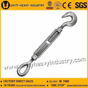 Us Type Drop Forged Hook and Hook Turnbuckle pictures & photos