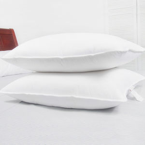 Hotel Standard Cotton Down-Proof Pair Pillows pictures & photos