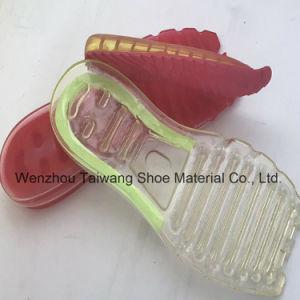 TPU Sports Shoes Soles Transparent Air Cushion Shoes Accessories pictures & photos
