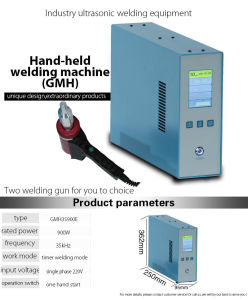 Good Quality Spot Welding Machine Gmh 35-900 pictures & photos