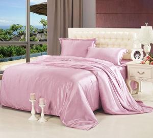100% Mulberry Silk 4PCS Comforter Bedding Set pictures & photos