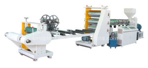Mono-Layer Automatic Plastic Sheet Extrusion Line