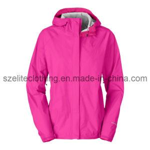 Hot Sale Pink Girls Jackets (ELTWJJ-20) pictures & photos