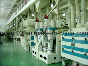 2017 Hot Sale 15 to 300 Tons Rice Mill Machinery pictures & photos