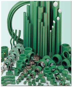 Leading Supplier of Plastic Drinking Water Supply PPR Pipes and Fittings pictures & photos