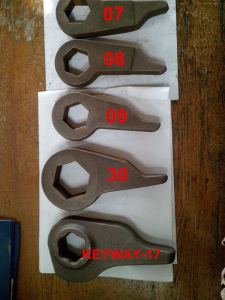 Torsion Keyway Chevy Keyway