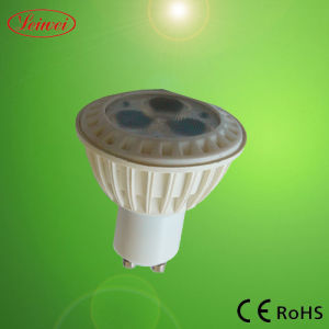GU10 3W LED Spotlight (3030 LED chip)