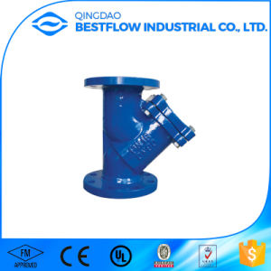 Ductile Iron Ggg40 T Pattern Strainers pictures & photos