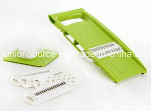 6in1 Muti-Function Kitchenware Plane with Handle Protection/Plastic Grater Tool pictures & photos