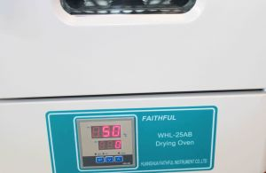 Desktop Constant-Temperature Drying Oven (WHL-25AB) / Oven / Sterilizing Oven pictures & photos