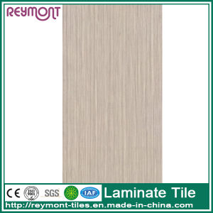 New Design Wood Grain Thin Porcelain Floor Tile (TH51)