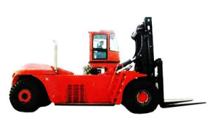 G Series 42-46t I. C. Counterbalanced Forklift pictures & photos