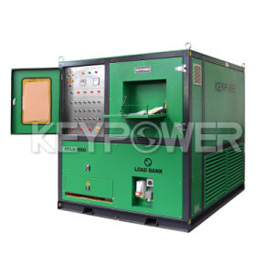 Keypower 1000kw Resistive Load Bank Yellow Color Generator Set Test with Ce Certificate pictures & photos