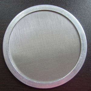 304 316 Stainless Steel Round Filter Screen pictures & photos