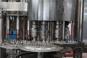 Full Automatic Carbonated Water Filling Equipment pictures & photos