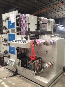 Flexo Printing Machine Zb-320 4color pictures & photos