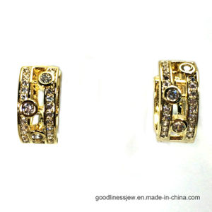 2017 Fashion Stud Earring with Round Shape (E6893) pictures & photos