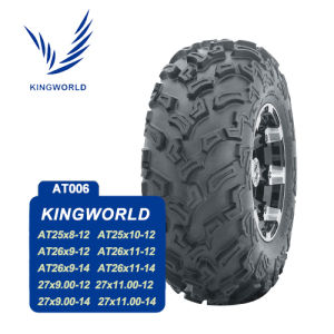 6pr UTV ATV Tire 27X9-12 27X11-12 pictures & photos