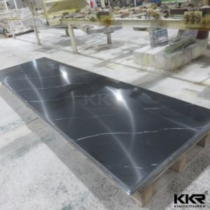 Veining Marble Acrylic Solid Surface for Counter Top pictures & photos