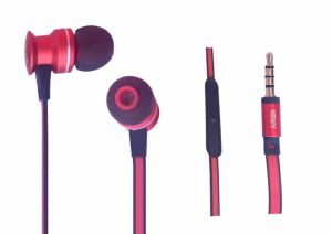 Hot Sell Stereo Earphone with 3.5mm Earphone with Mic and Controller pictures & photos