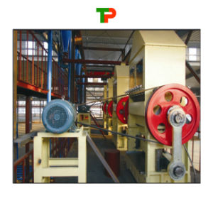 Hollow Paticle Board Production Line pictures & photos