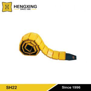 Hx-Sh22 Plastic+Rubber Speed Cushions/Plastic Speed Hump/Portable Speed Hump/Plastic Hump/Road Hump