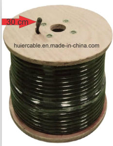 CCTV Rg59 Video Cable with Power Wires (18/2) for IP/Ahd/HD Camera pictures & photos