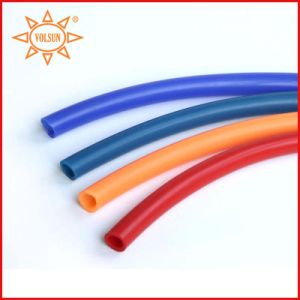 31mm Colorful Electrical Grade Silicone Tube pictures & photos