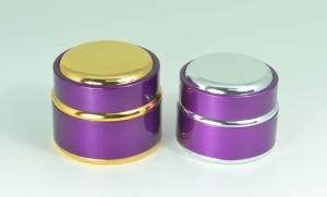 Cosmetic Aluminum Empty Cream Jar pictures & photos