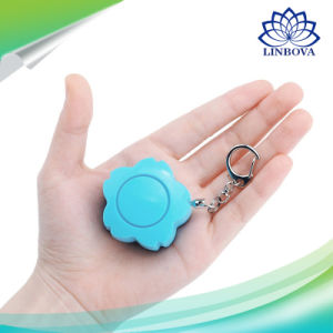 Personal Self Defense Alarm Anti-Wolf Alarm with Key Ring for Outdoor Women Students pictures & photos