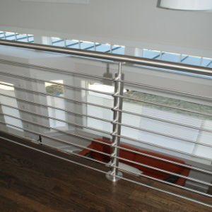 Stainless Steel Rod Balustrade Railing (PR-16) pictures & photos