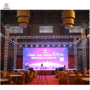 Hand Lift Truss Equipment Stage Lighting Truss pictures & photos
