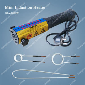 KIA-1kw Portable Type Mini Induction Heater Handheld Induction Heater pictures & photos