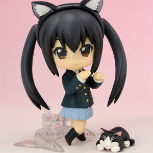 Beautiful Little Girl Anime Figure with Instrument pictures & photos