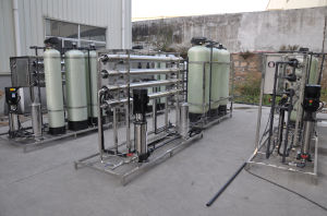 Reverse Osmosis Water Purifier Plant pictures & photos