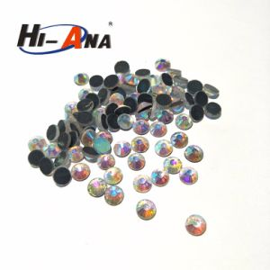 Hot Products Custom Design Various Colors Flatback Rhinestone pictures & photos