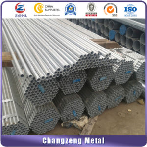 Wholesale Carbon Steel #20 Gi Pipes for Scaffolding 6m Shipping in China (CZ-RP03) pictures & photos