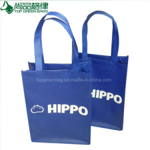 Hot Selling 2017 Cheap Custom Printed PP Non Woven Shopping Bag pictures & photos