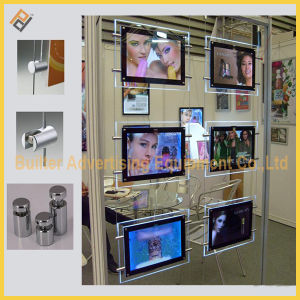 Wall Pipe Display System pictures & photos
