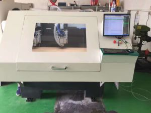 PCB CNC Drilling Machine with (Ce Certificate) pictures & photos