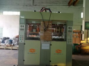 2 Station 2 Color TPU/ Tr /PVC Sole Machine pictures & photos