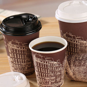 Wholesale Reusable Coffee Paper Cups pictures & photos